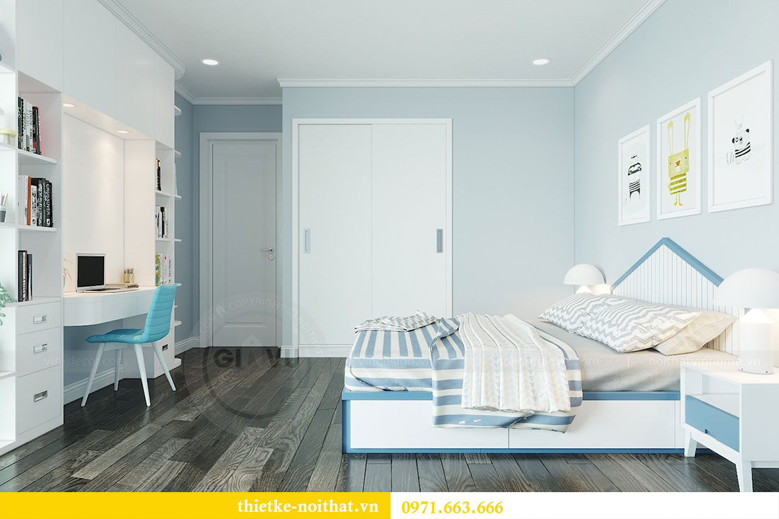 Công ty Gia Vũ chuyên thiết kế thi công nội thất trọn gói 13