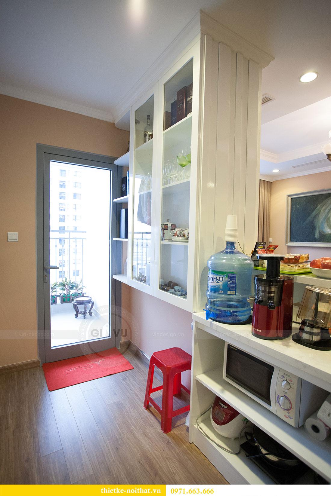 Hoàn thiện nội thất chung cư Park Hill nhà nhạc sỹ Nguyễn Cường 10