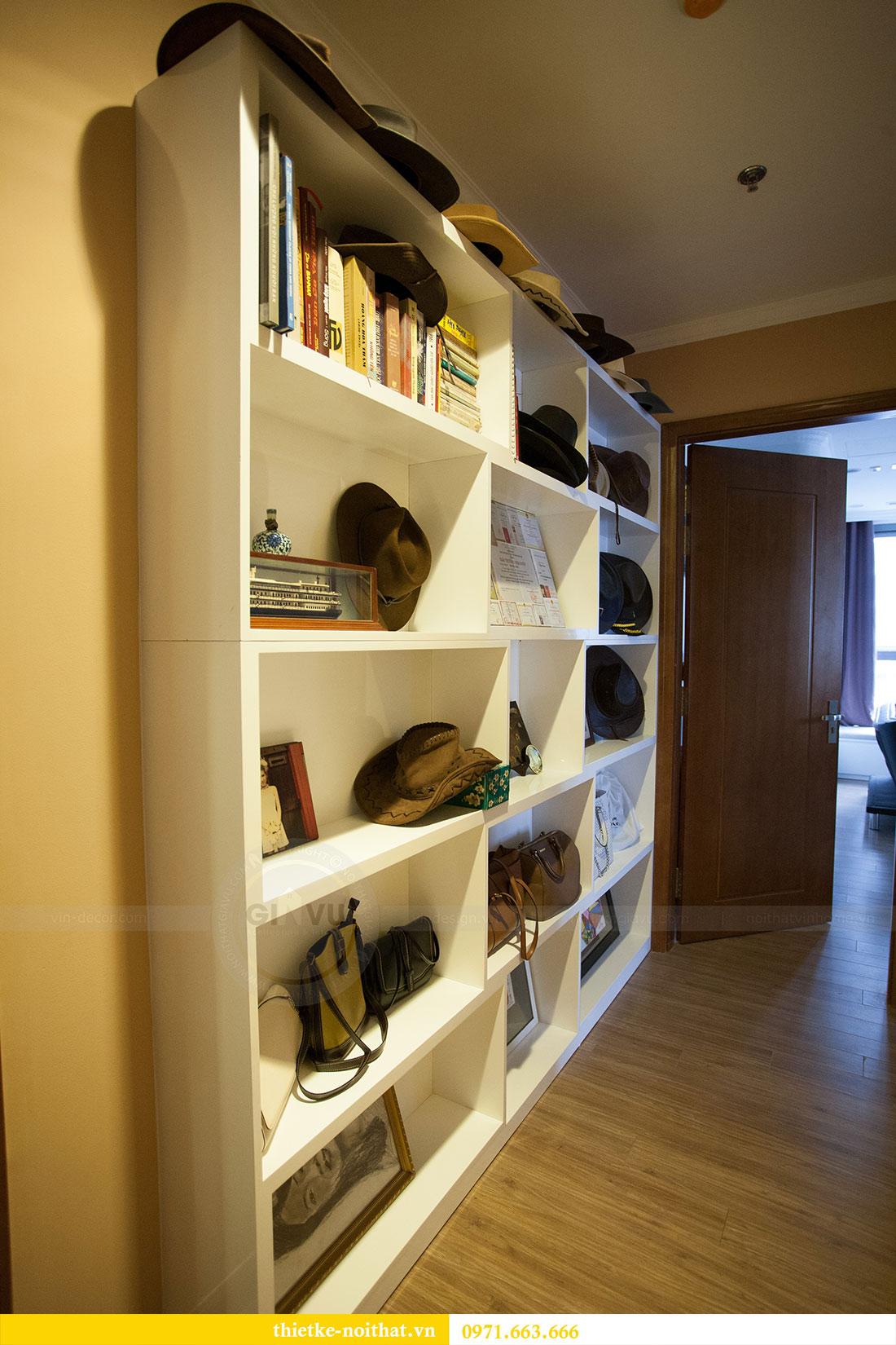Hoàn thiện nội thất chung cư Park Hill nhà nhạc sỹ Nguyễn Cường 11