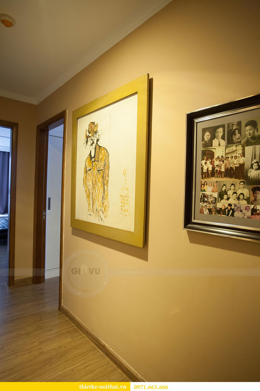 Hoàn thiện nội thất chung cư Park Hill nhà nhạc sỹ Nguyễn Cường 12