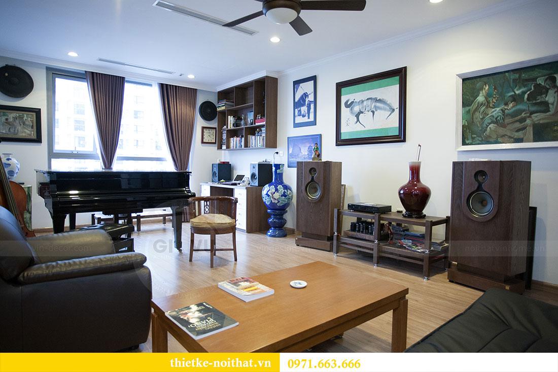Hoàn thiện nội thất chung cư Park Hill nhà nhạc sỹ Nguyễn Cường 14