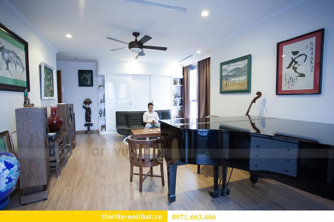 Hoàn thiện nội thất chung cư Park Hill nhà nhạc sỹ Nguyễn Cường 15