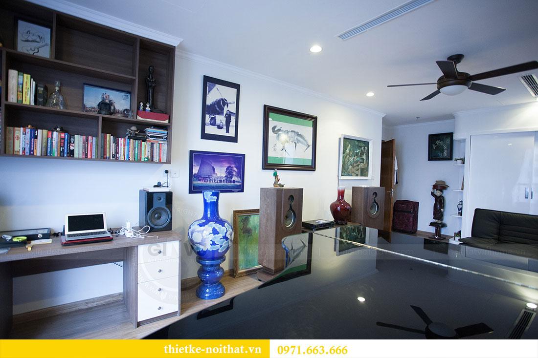 Hoàn thiện nội thất chung cư Park Hill nhà nhạc sỹ Nguyễn Cường 17