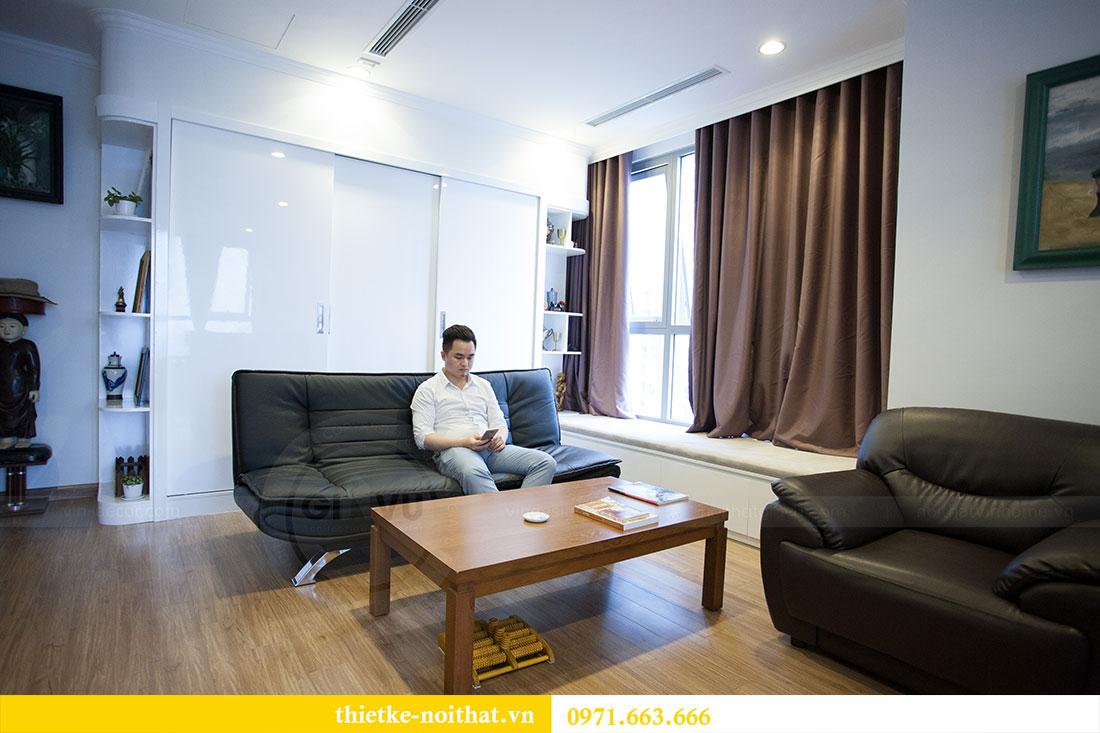 Hoàn thiện nội thất chung cư Park Hill nhà nhạc sỹ Nguyễn Cường 18