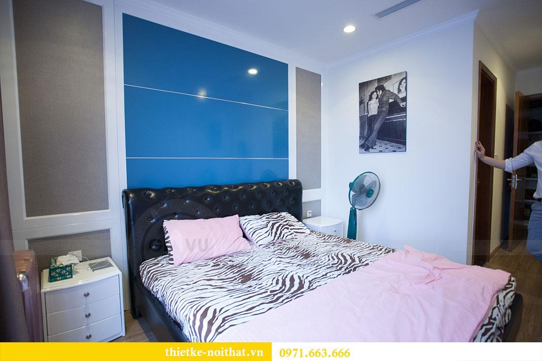 Hoàn thiện nội thất chung cư Park Hill nhà nhạc sỹ Nguyễn Cường 20