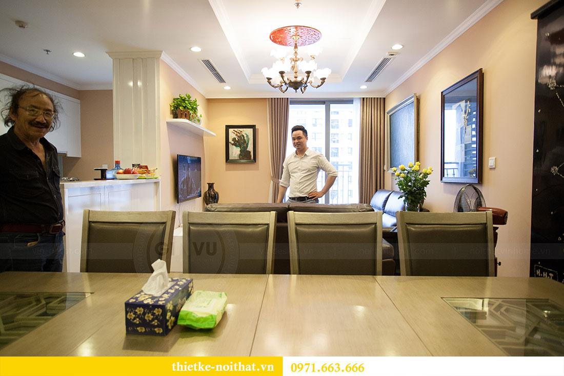 Hoàn thiện nội thất chung cư Park Hill nhà nhạc sỹ Nguyễn Cường 5