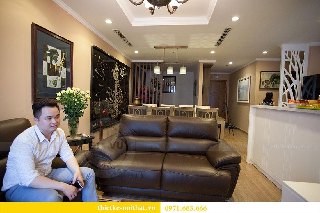 Hoàn thiện nội thất chung cư Park Hill nhà nhạc sỹ Nguyễn Cường 8