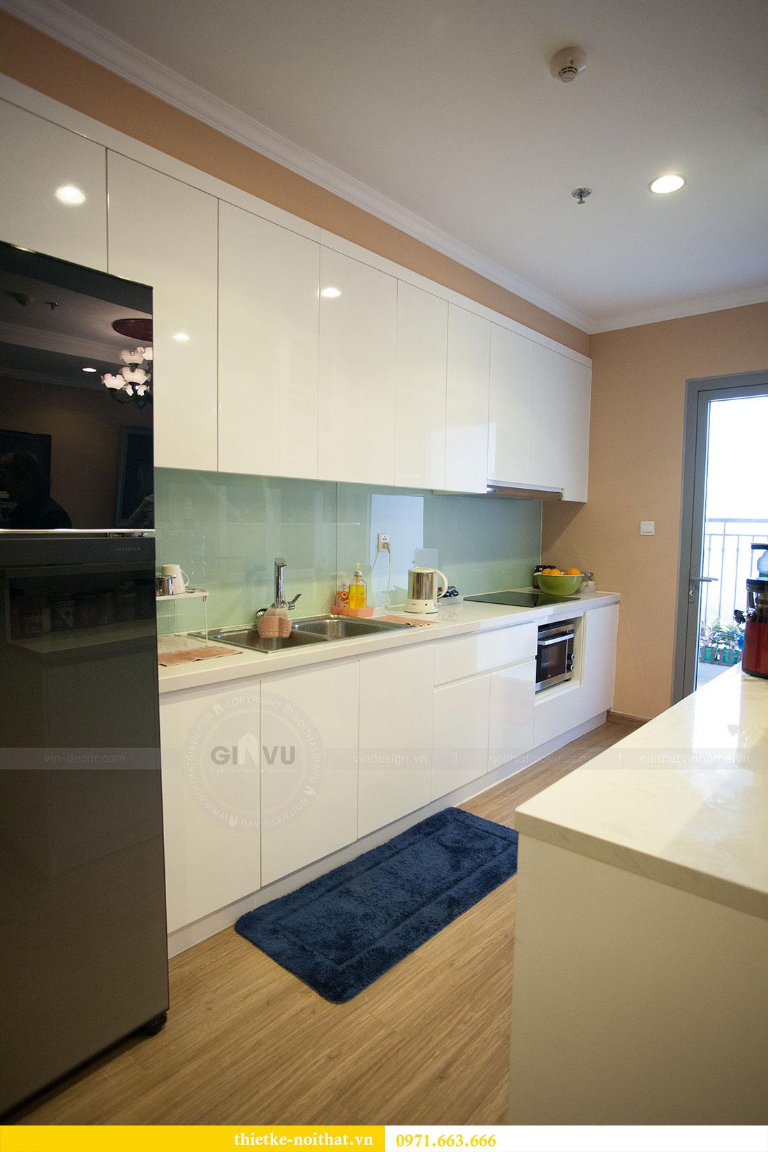 Hoàn thiện nội thất chung cư Park Hill nhà nhạc sỹ Nguyễn Cường 9