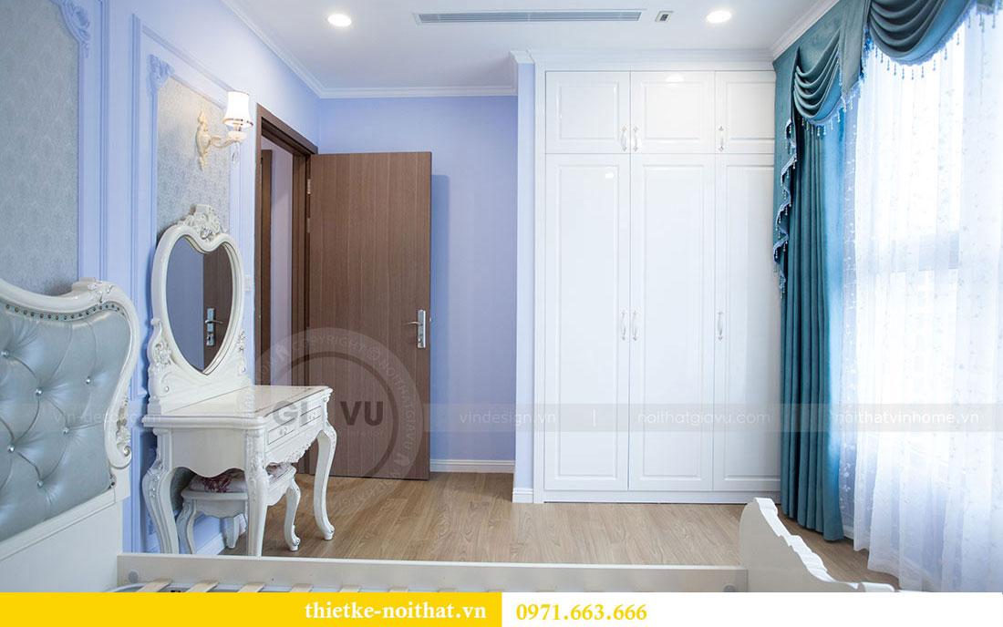 Thi công nội thất chung cư Gardenia căn 05 tòa A3 nhà chị Hoài 11