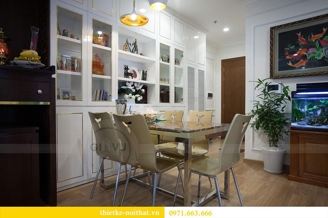 Thi công nội thất chung cư Park Hill căn 03 park 11 gia đình chị Tuyết 3