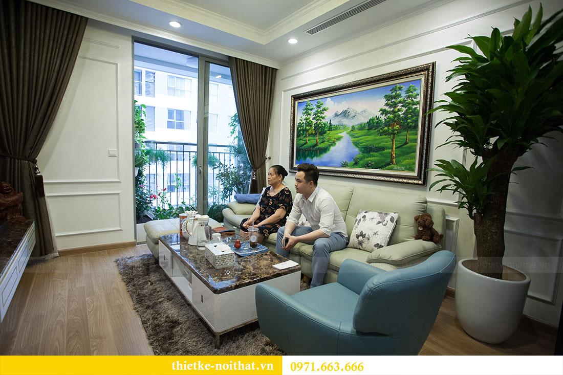 Thi công nội thất chung cư Park Hill căn 03 park 11 gia đình chị Tuyết 8