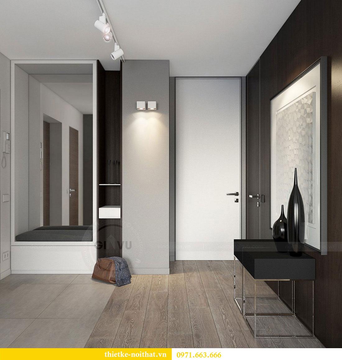 Thiết kế nội thất biệt thự Vinhomes Green Bay Mễ Trì 1