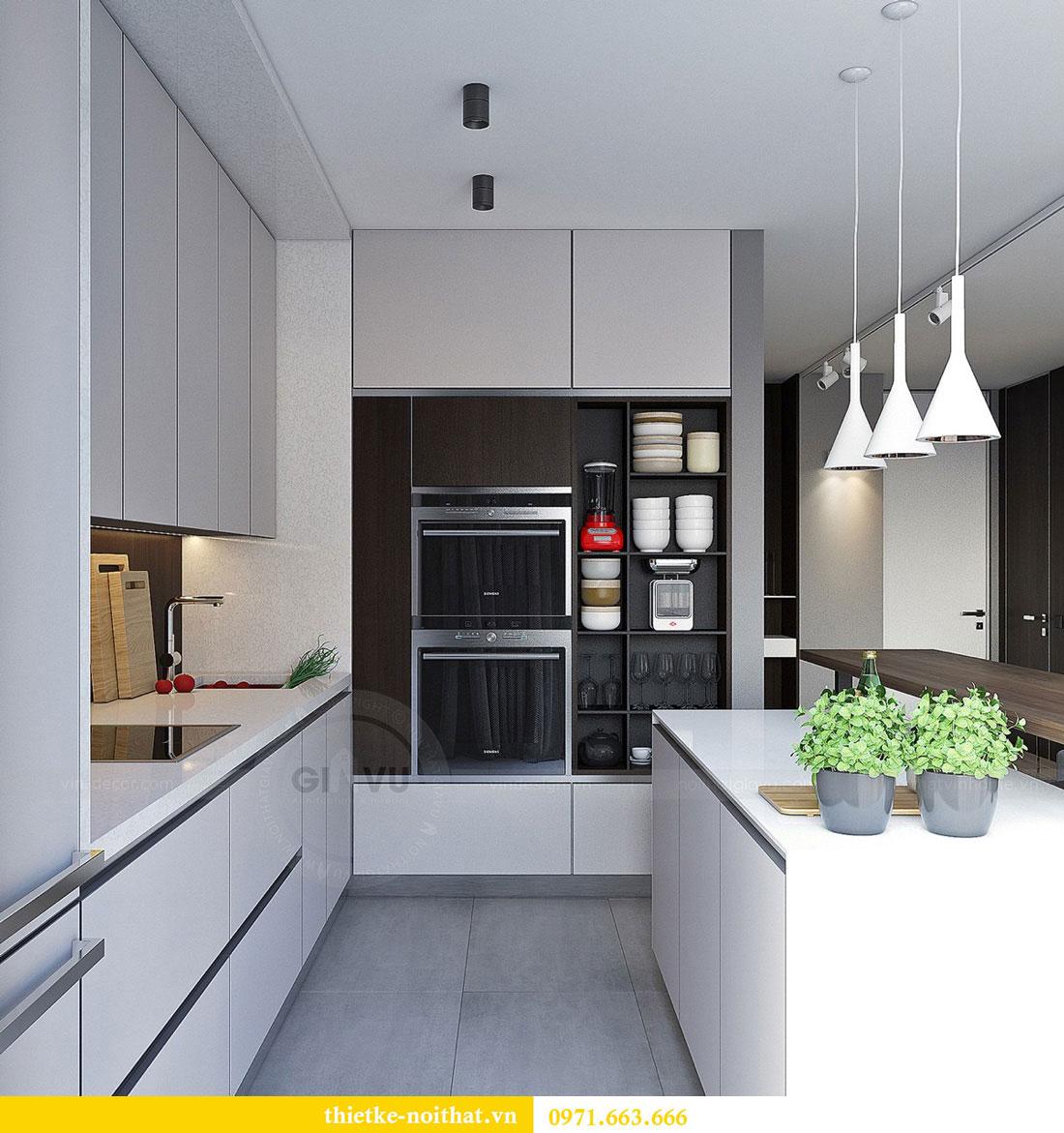 Thiết kế nội thất biệt thự Vinhomes Green Bay Mễ Trì 11