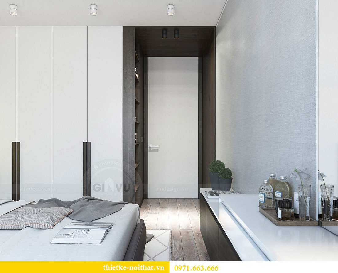 Thiết kế nội thất biệt thự Vinhomes Green Bay Mễ Trì 16