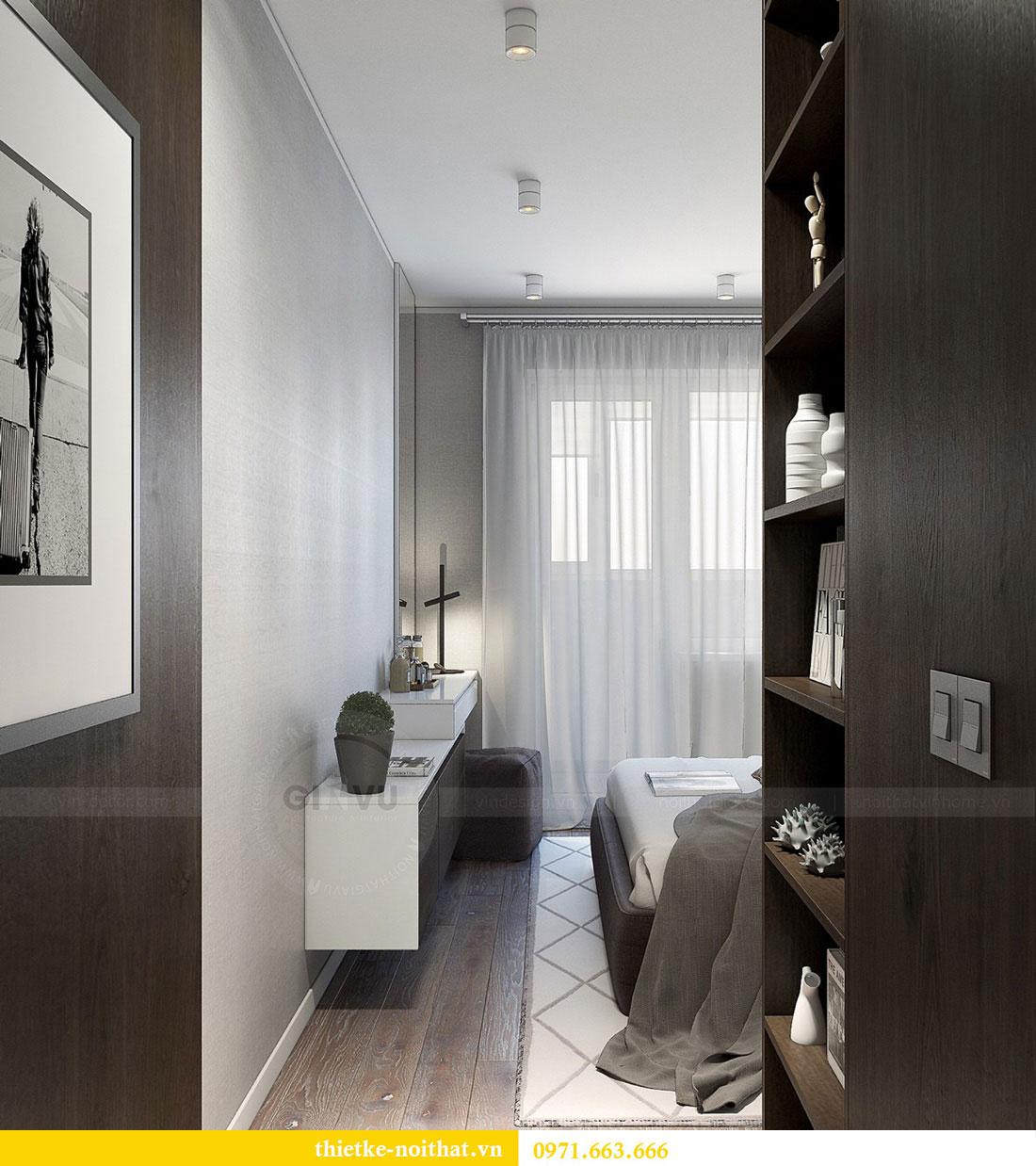 Thiết kế nội thất biệt thự Vinhomes Green Bay Mễ Trì 17