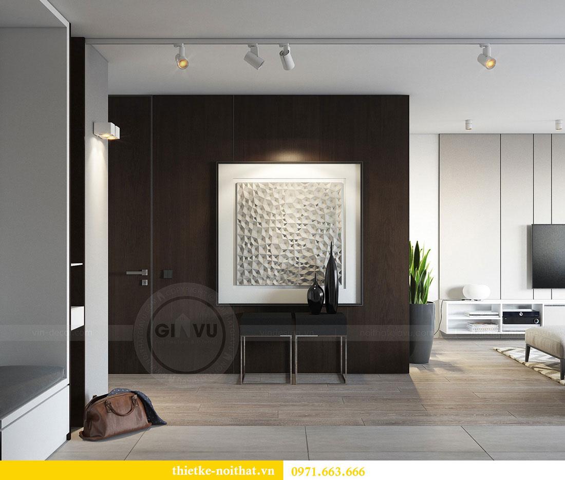 Thiết kế nội thất biệt thự Vinhomes Green Bay Mễ Trì 2