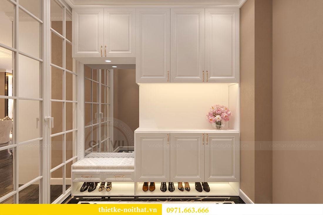 Thiết kế nội thất chung cư Gardenia căn 05 tòa A3 nhà chị Hoài 1