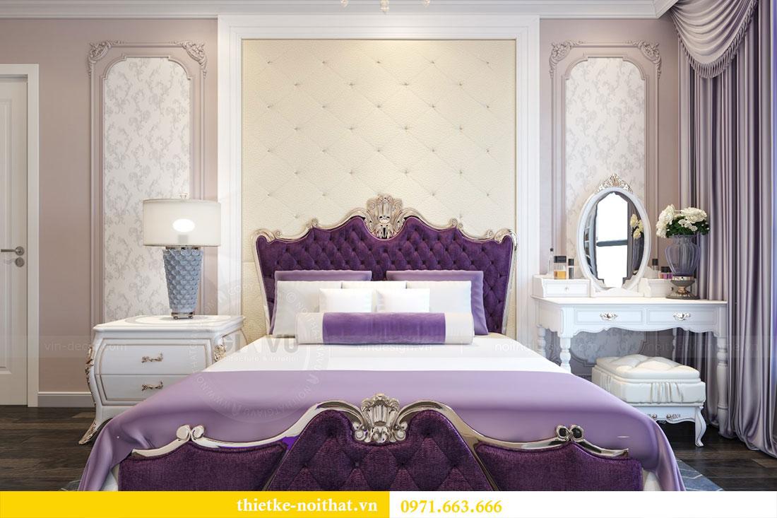 Thiết kế nội thất chung cư Gardenia căn 05 tòa A3 nhà chị Hoài 12