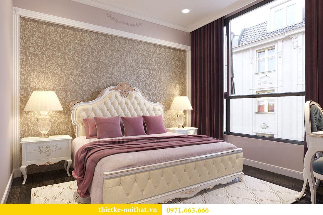 Thiết kế nội thất chung cư Gardenia căn 05 tòa A3 nhà chị Hoài 8