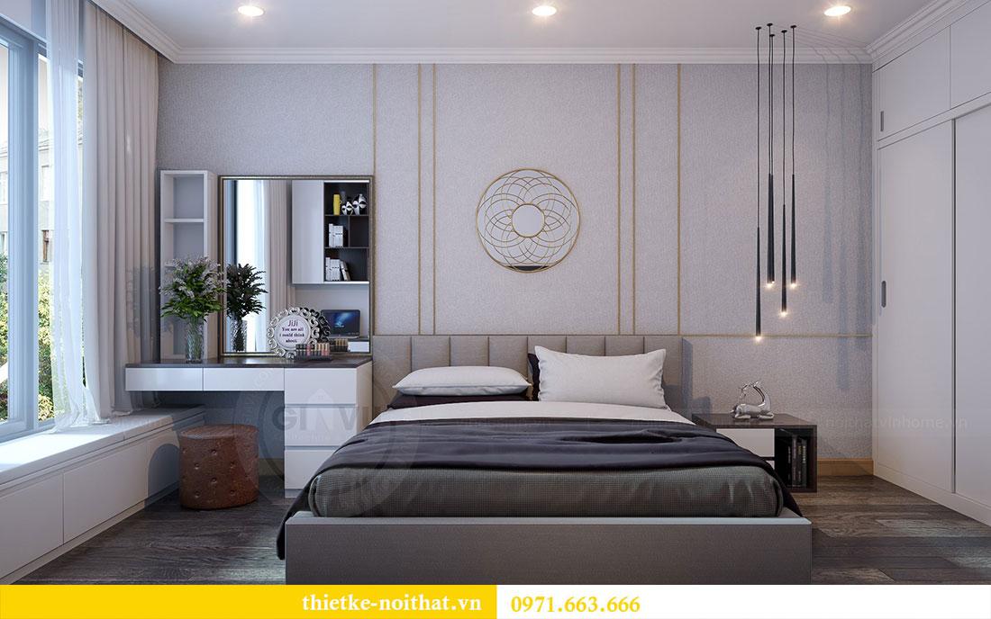 Thiết kế nội thất chung cư Gardenia căn 12A tòa A1 - Anh Hùng 6