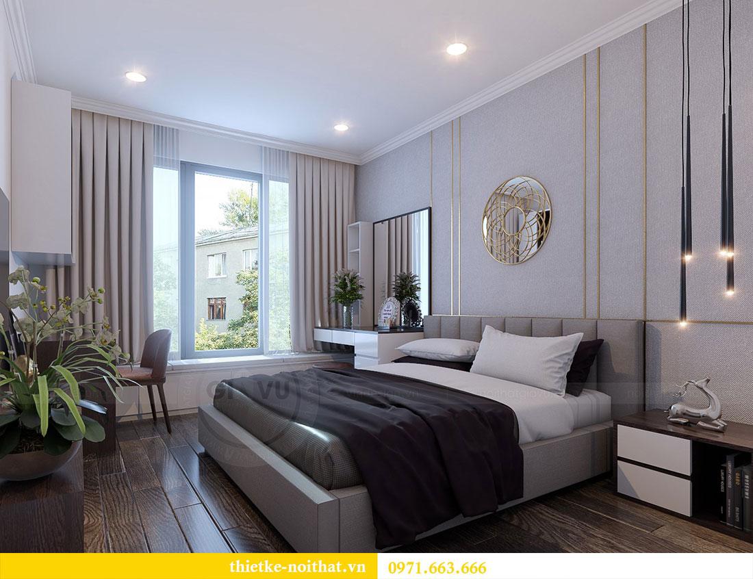 Thiết kế nội thất chung cư Gardenia căn 12A tòa A1 - Anh Hùng 8