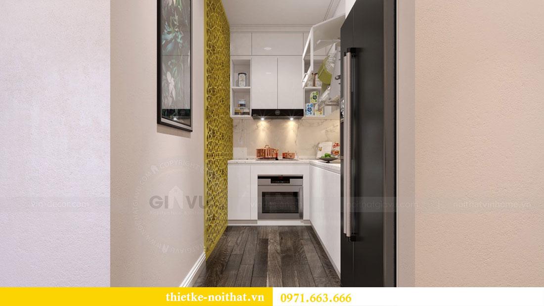 Thiết kế nội thất chung cư Goldsilk căn 04 nhà chị Thủy 7
