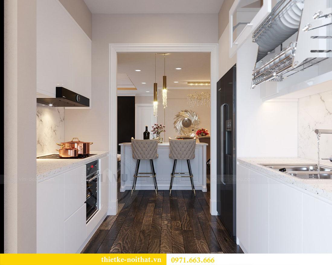 Thiết kế nội thất chung cư Park Hill căn 03 park 10 nhà cô Thể 6