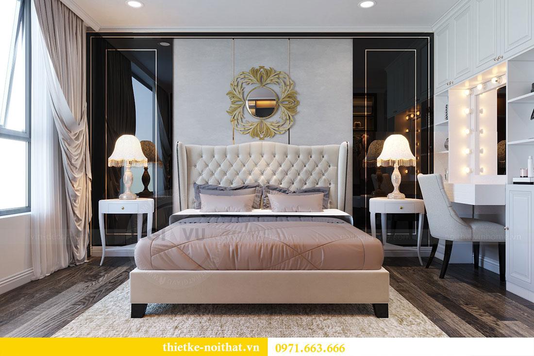Thiết kế nội thất chung cư Park Hill căn 03 park 10 nhà cô Thể 7