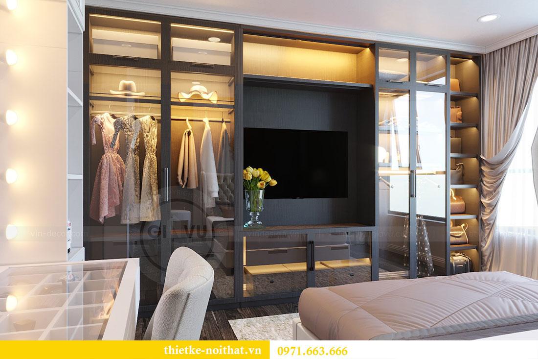 Thiết kế nội thất chung cư Park Hill căn 03 park 10 nhà cô Thể 8