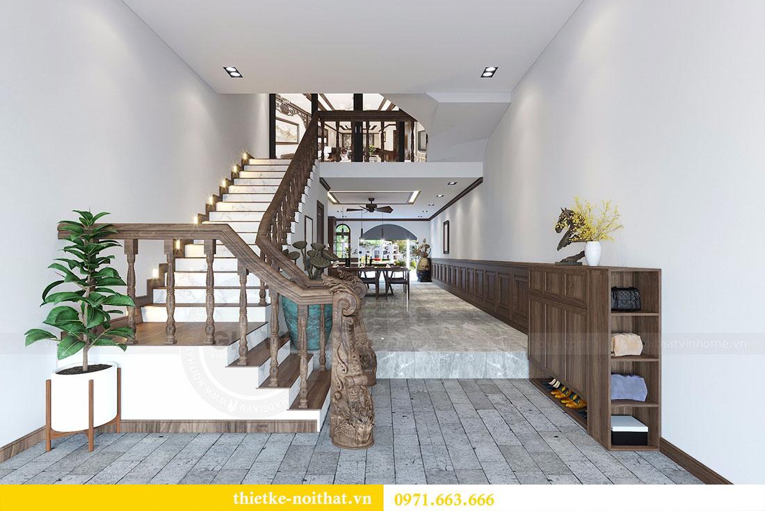 Thiết kế nội thất nhà phố 4 tầng tại Mỗ Lao Hà Đông - Anh Thế 1