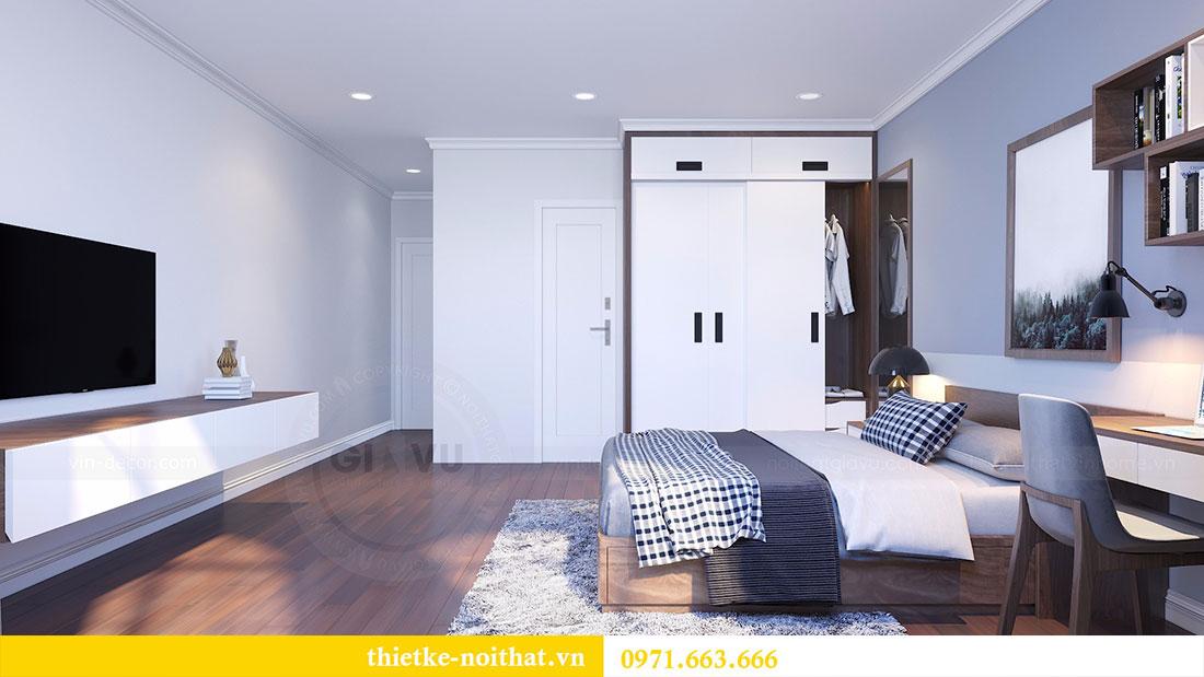 Thiết kế nội thất nhà phố 4 tầng tại Mỗ Lao Hà Đông - Anh Thế 15