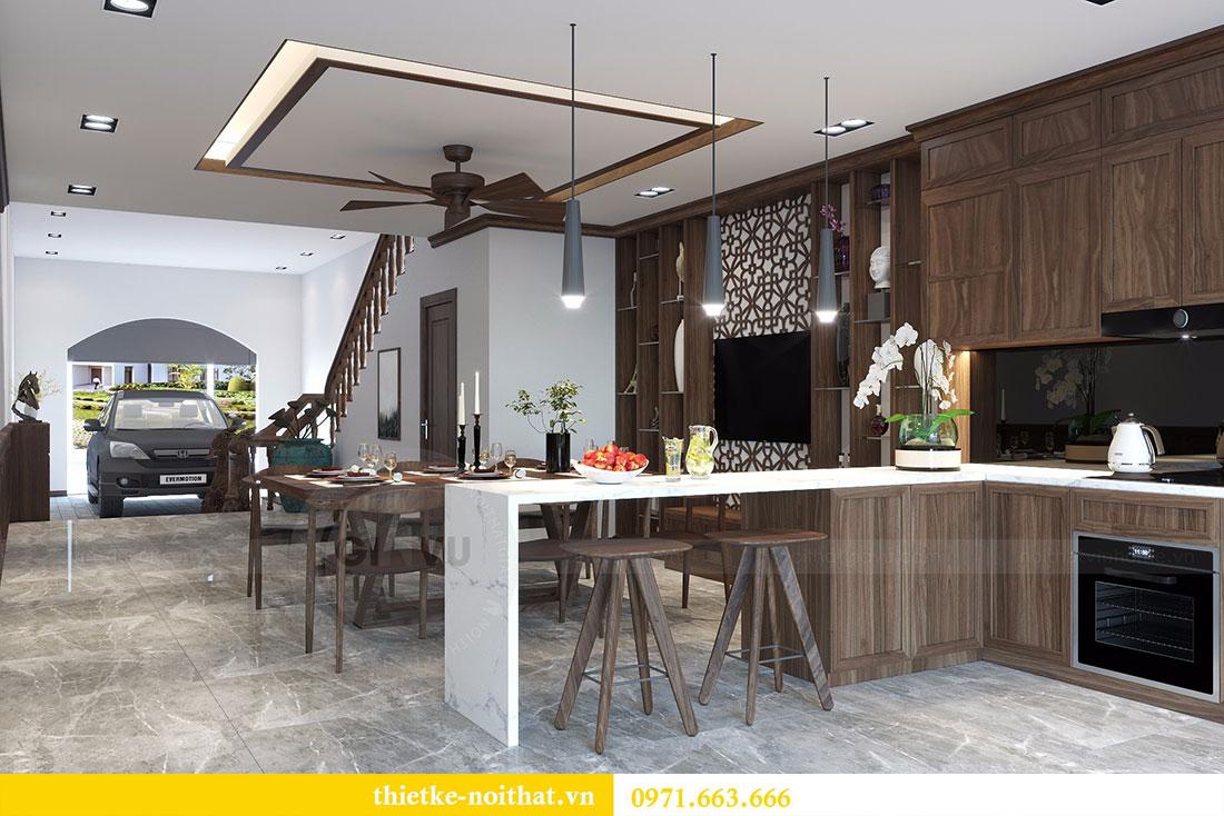 Thiết kế nội thất nhà phố 4 tầng tại Mỗ Lao Hà Đông - Anh Thế 2