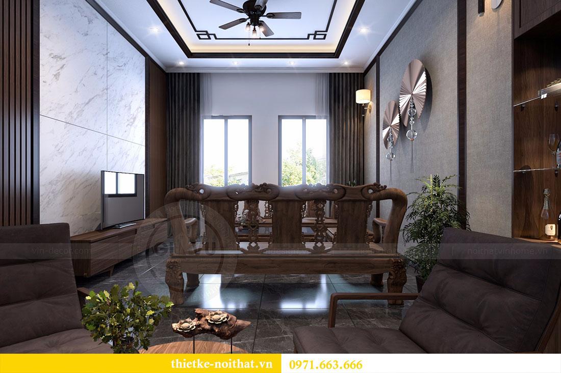 Thiết kế nội thất nhà phố 4 tầng tại Mỗ Lao Hà Đông - Anh Thế 4