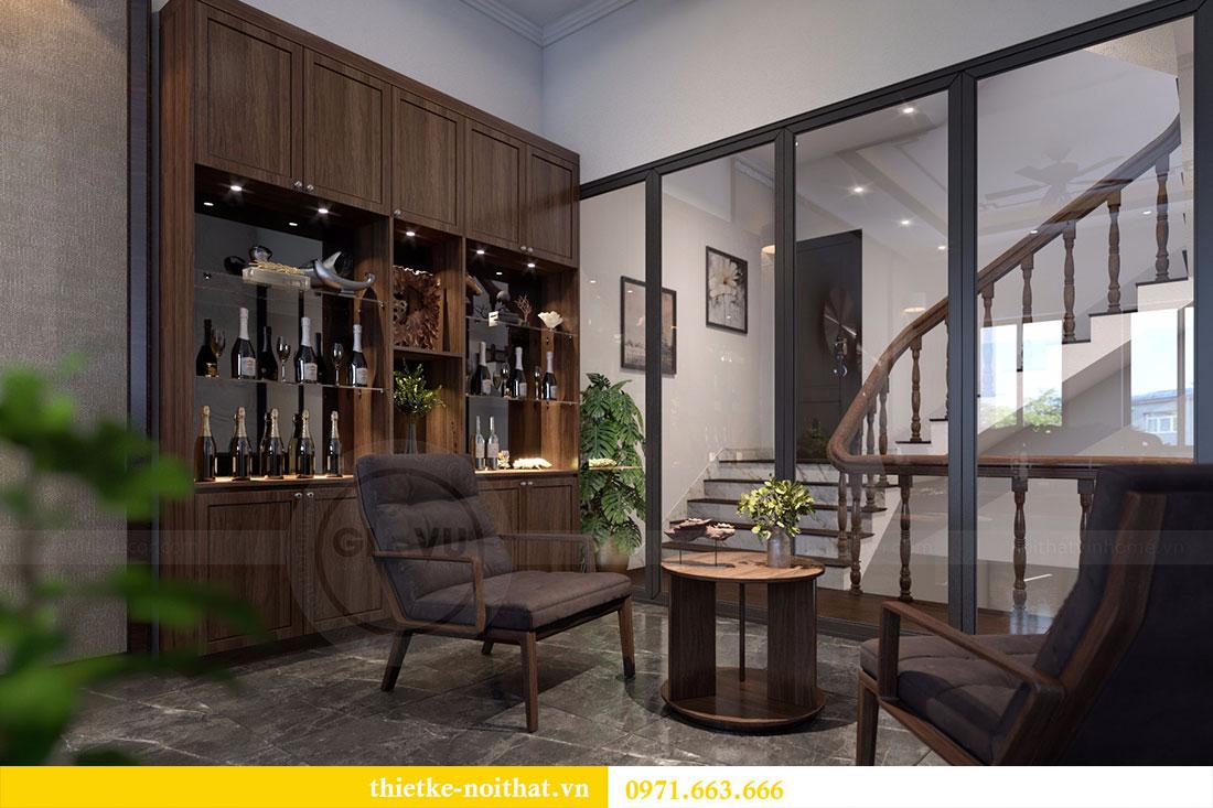 Thiết kế nội thất nhà phố 4 tầng tại Mỗ Lao Hà Đông - Anh Thế 6