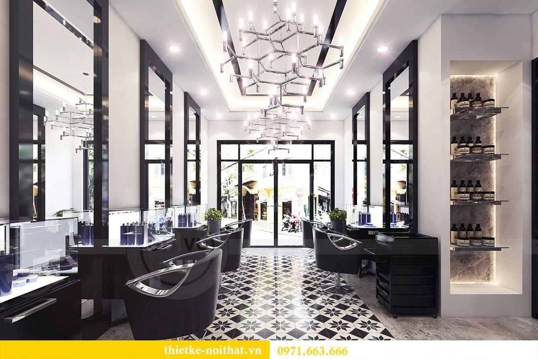 Thiết kế nội thất Showroom Salon tóc đẹp tại Hà Nội - Mr.Andre 1