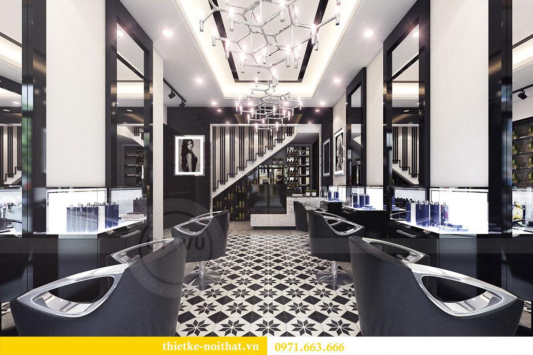 Thiết kế nội thất Showroom Salon tóc đẹp tại Hà Nội - Mr.Andre 2