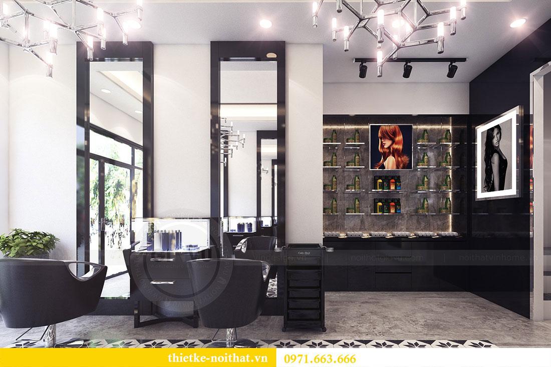 Thiết kế nội thất Showroom Salon tóc đẹp tại Hà Nội - Mr.Andre 3
