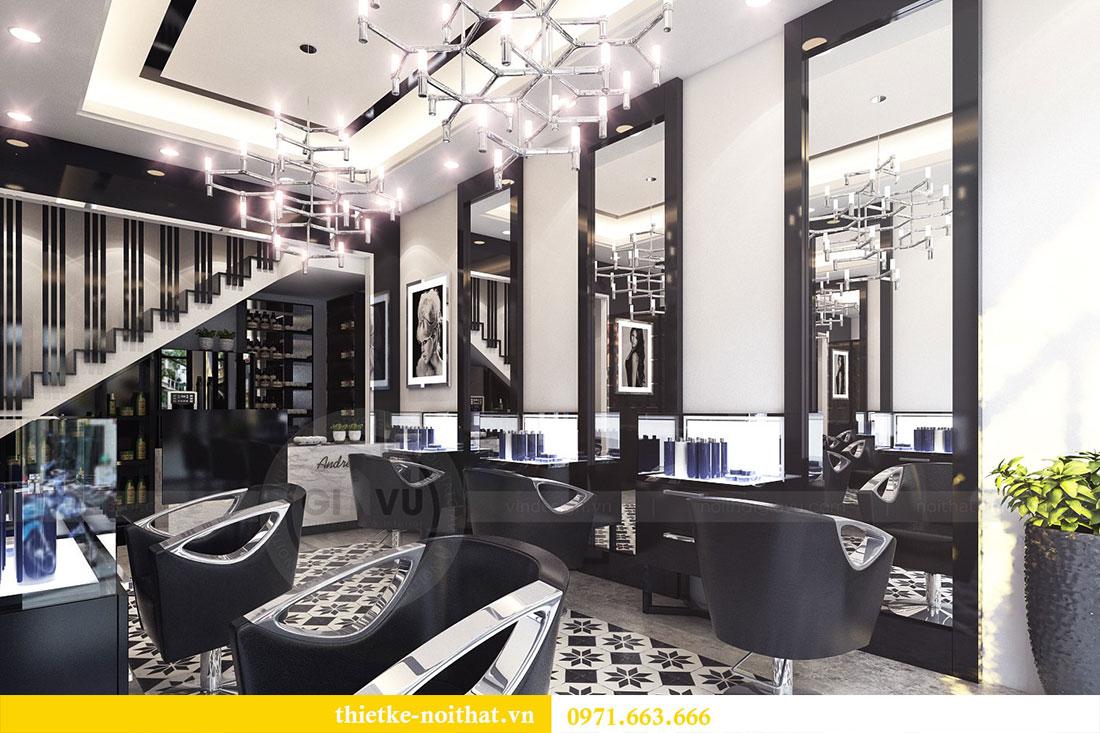 Thiết kế nội thất Showroom Salon tóc đẹp tại Hà Nội - Mr.Andre 4