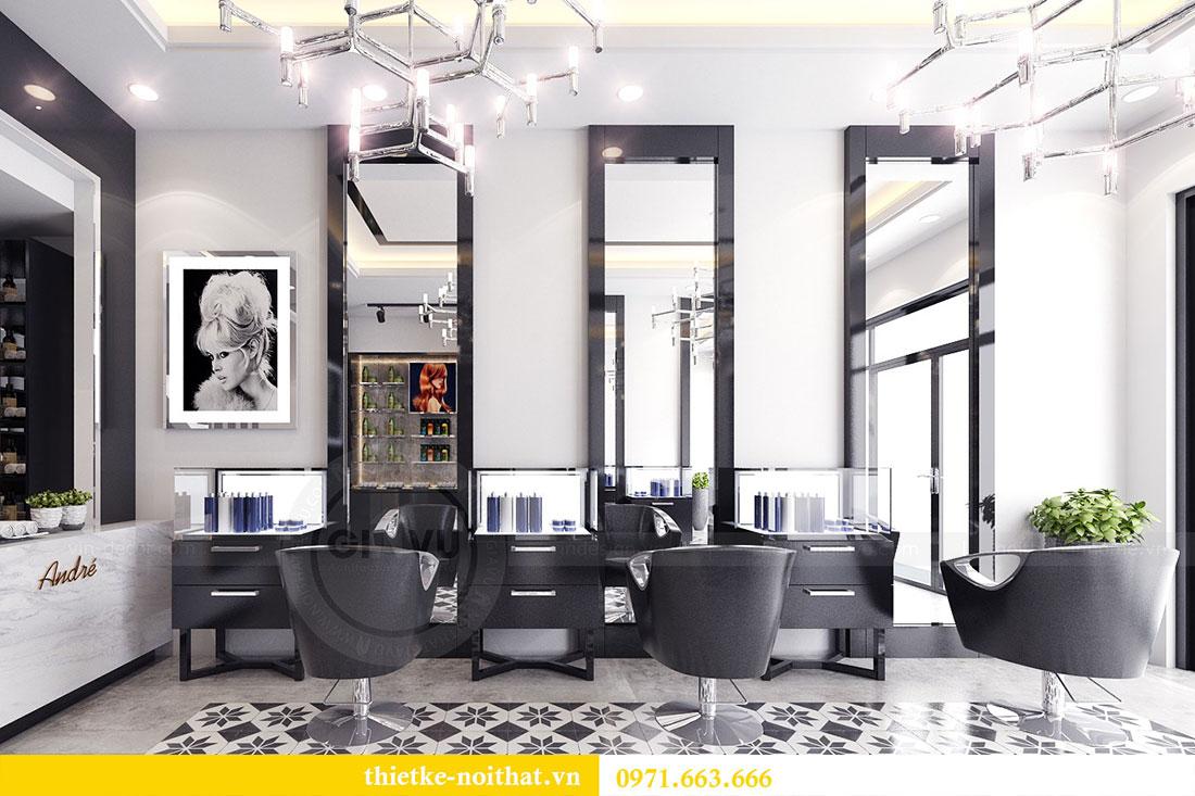 Thiết kế nội thất Showroom Salon tóc đẹp tại Hà Nội - Mr.Andre 5