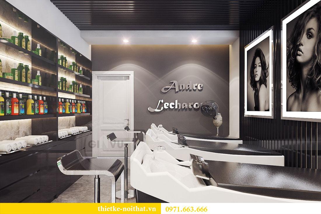 Thiết kế nội thất Showroom Salon tóc đẹp tại Hà Nội - Mr.Andre 6