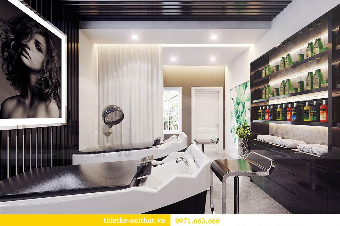 Thiết kế nội thất Showroom Salon tóc đẹp tại Hà Nội - Mr.Andre 7