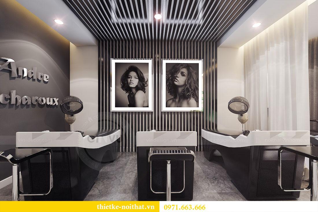 Thiết kế nội thất Showroom Salon tóc đẹp tại Hà Nội - Mr.Andre 8