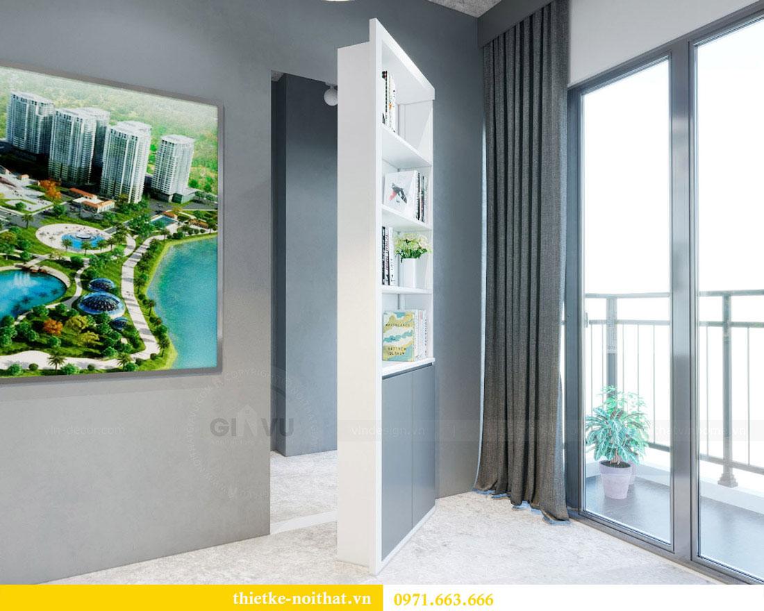 Thiết kế nội thất văn phòng cao cấp tại Hà Nội - Chị Thảo 13