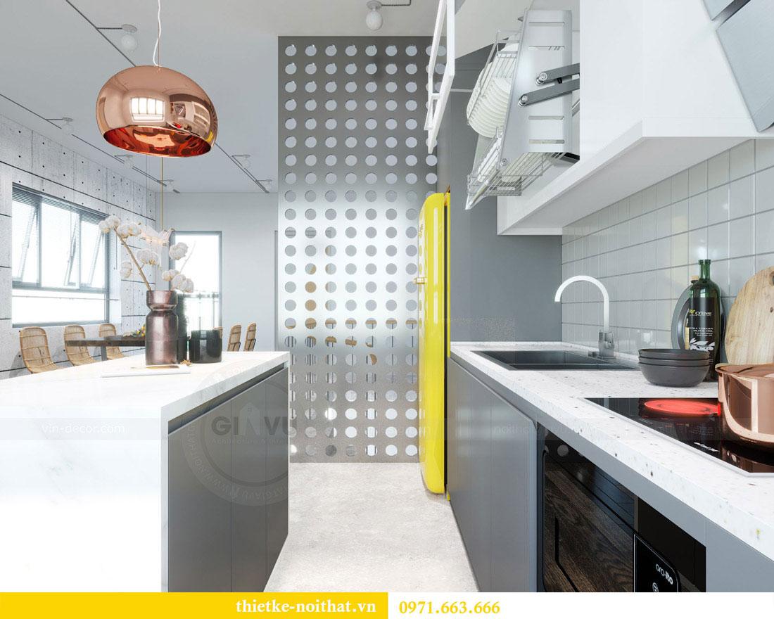 Thiết kế nội thất văn phòng cao cấp tại Hà Nội - Chị Thảo 20