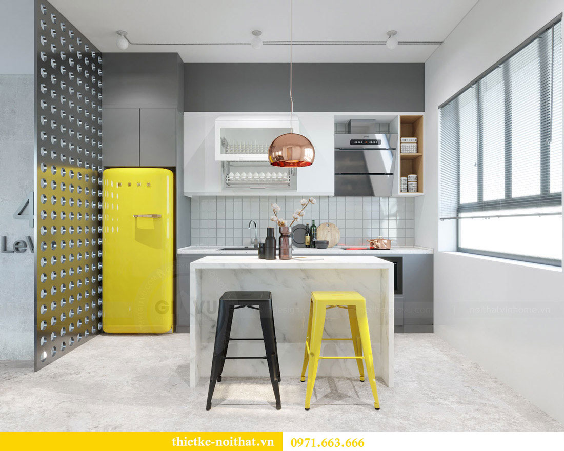 Thiết kế nội thất văn phòng cao cấp tại Hà Nội - Chị Thảo 21