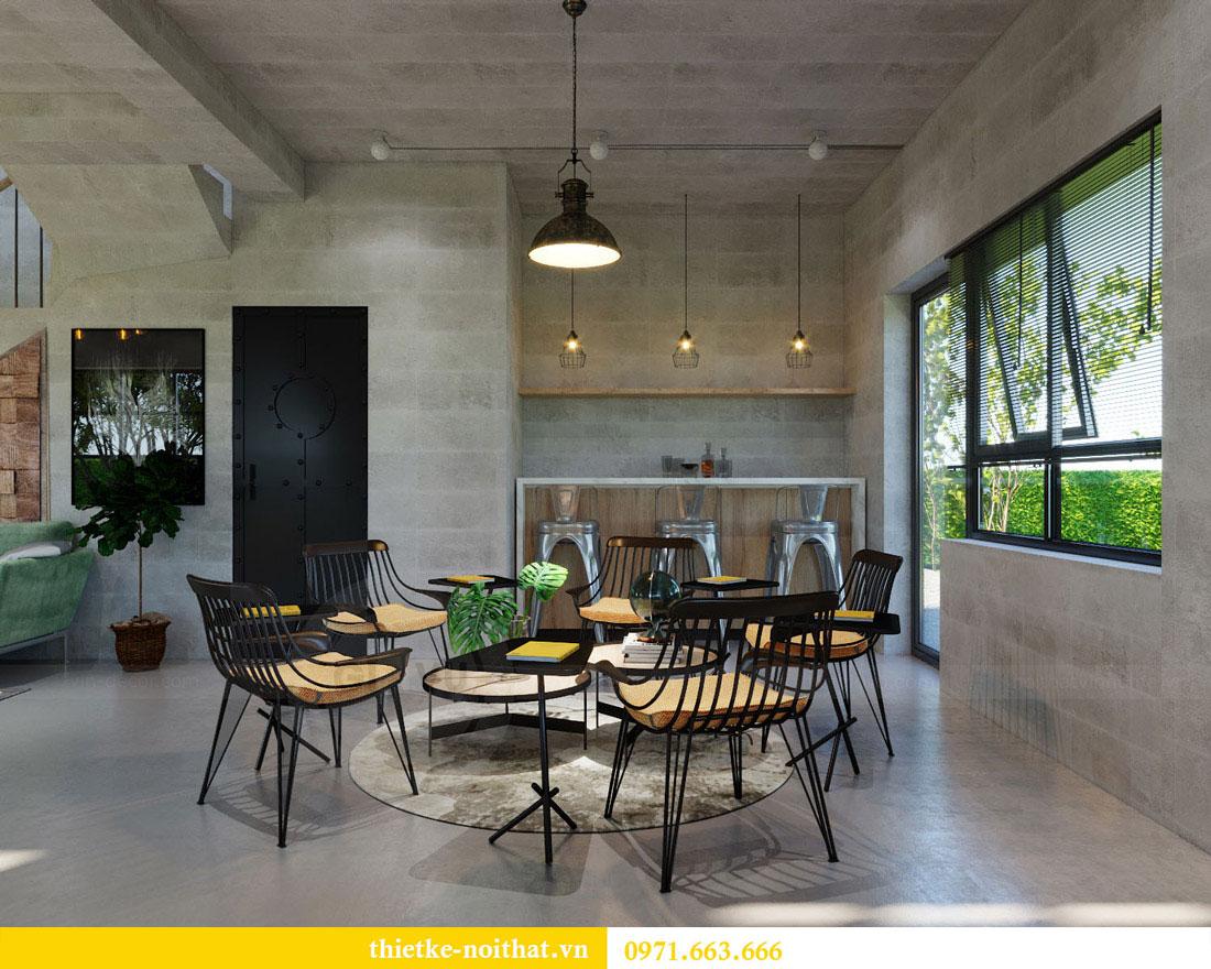 Thiết kế nội thất văn phòng cao cấp tại Hà Nội - Chị Thảo 3