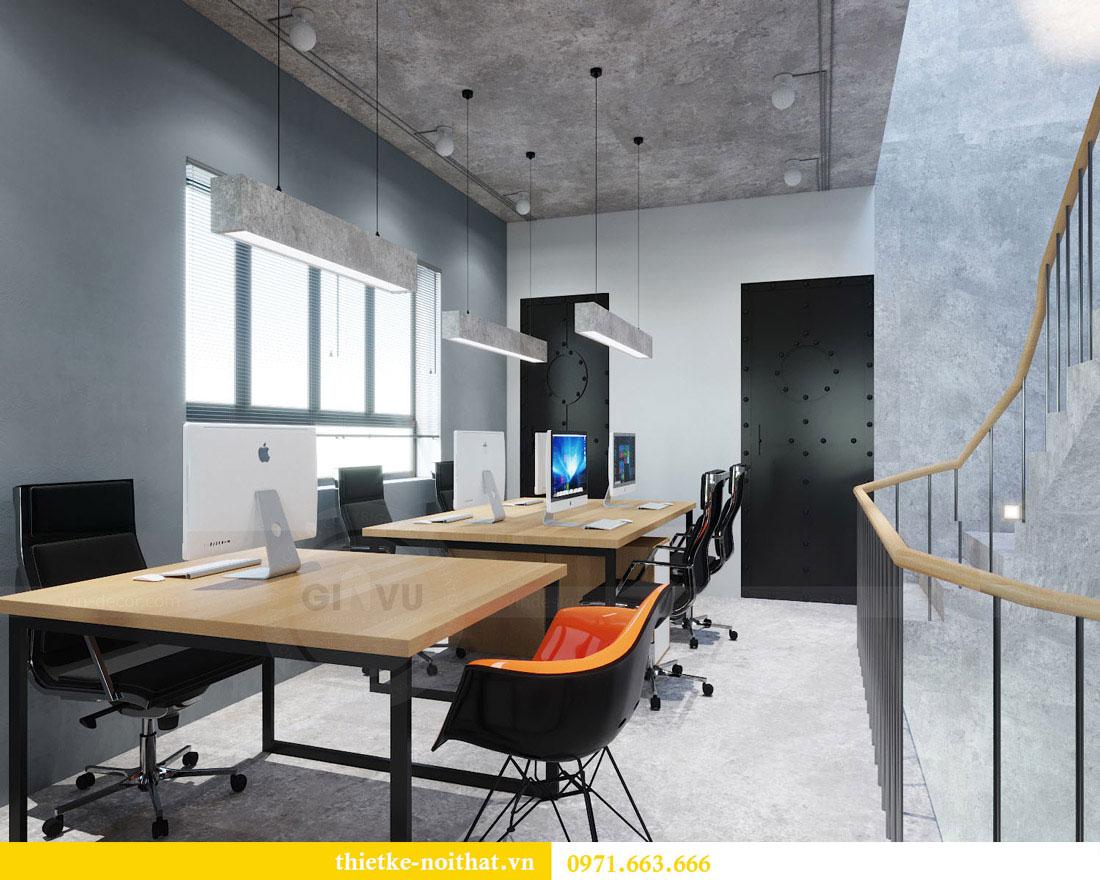 Thiết kế nội thất văn phòng cao cấp tại Hà Nội - Chị Thảo 9