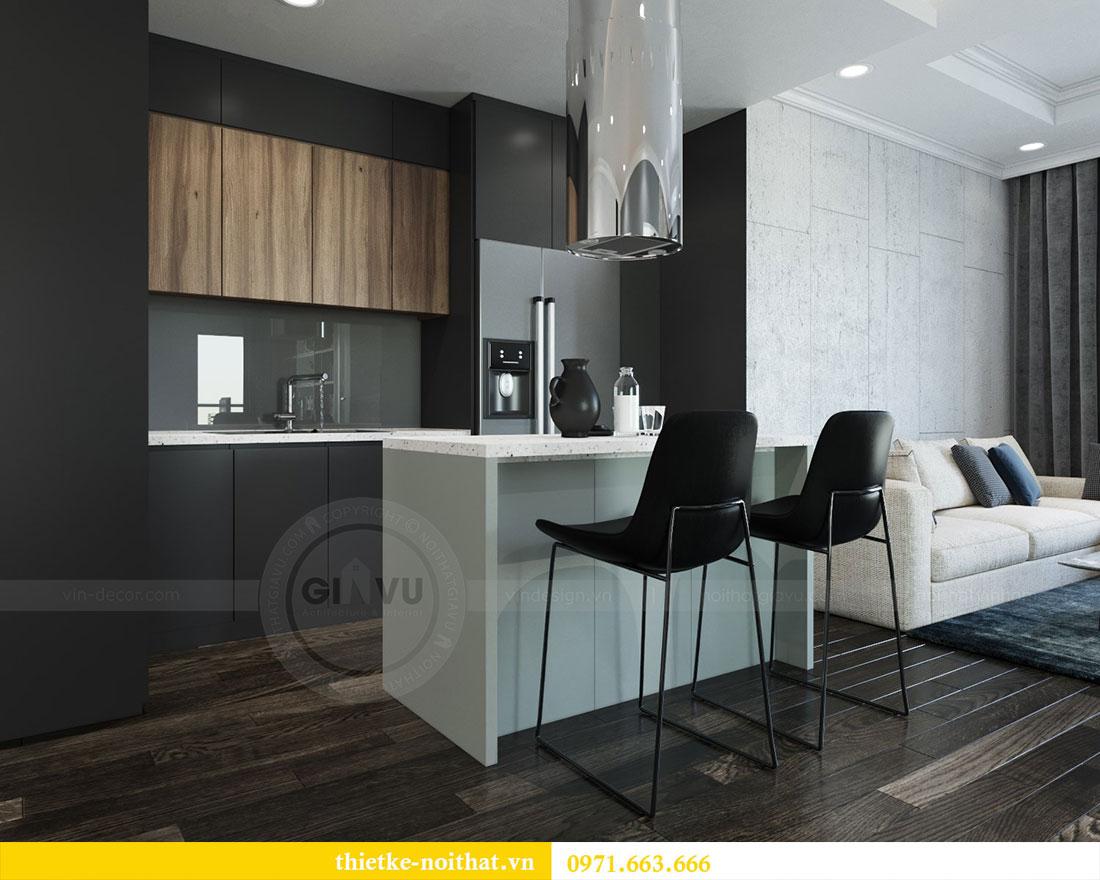 Ý tưởng thiết kế nội thất phòng khách đẹp hiện đại 1