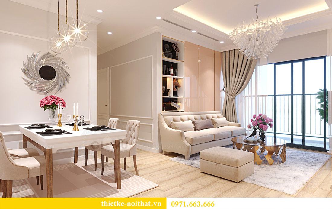 Bí quyết để sở hữu một không gian nội thất phòng khách đẹp 3