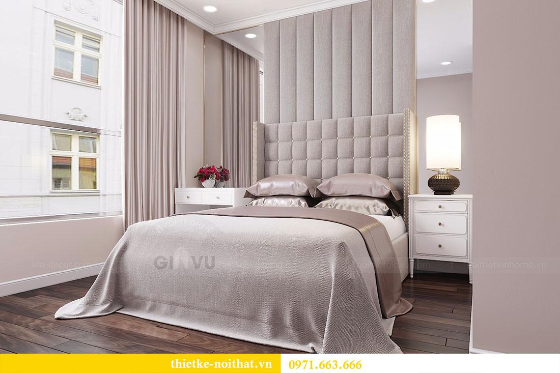 Mẫu thiết kế nội thất chung cư Sun Grand City Ancora Lương Yên 11